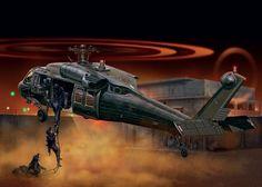 italeri uh-60/mh-60 black hawk - Modeledo.pl