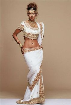 Lengha. Oh my I want to take up belly dancing again.