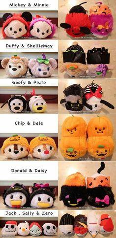 Halloween 2015 Tsum Tsum release at Hong Kong Disneyland. Picture Hong Kong Disney Gazette