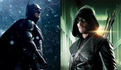 Arrow VS Batman?! | Playin With Sasquatch!