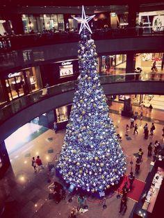 #christmas tree #singapore #orchard
