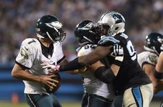 "Jason Kelce on Sam Bradford: ""When he gets competitive, he gets real competitive"""