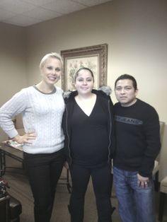 The Hernandez family.