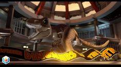 LEGO Jurassic World Visitor Center Walkthrough – VGFAQ