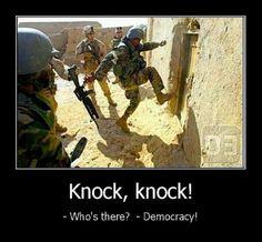 Knock Knock! - MilitaryAvenue.com