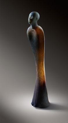 Ross Richmond _Inner Glow, Blown Hot Sculpted Glass