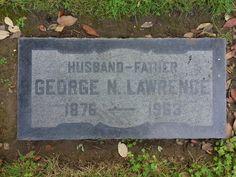 George Newton Lawrence 1876-1963