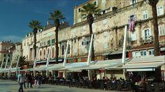 Split Croatia in Veni, Vidi, Movie Split Croatia, Street View, Movies, Beautiful, Films, Cinema, Movie, Film, Movie Quotes