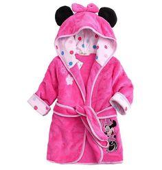 Mother & Kids Practical Kids Nightgown Winter Bathrobe Warm Bathrobe Nightgowns Children Robes Bath Szlafrok Dla Dzieci Girls Robe Sleepwear Peignoir To Have A Unique National Style Sleepwear & Robes