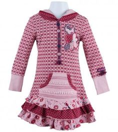 d0bf387ff93 Love the new winter Naartjie line-- this thermal dress is TDF! Hooded Dress