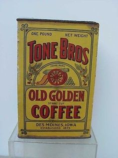 Tone Bros Old Golden Coffee