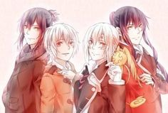 Cross-Over Image - Zerochan Anime Image Board D Gray Man, Grey, My Little Monster, Little Monsters, N 6 Anime, Nezumi No 6, Yukine Noragami, School For Good And Evil, Vocaloid Cosplay