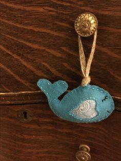 Cute whale made by Nancy
