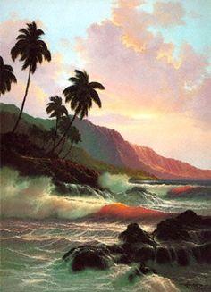 Roy Tabora Hawaii | Roy Tabora Art for Sale