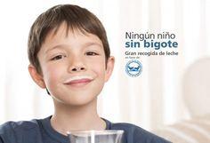 Recogen 18.720 litros de leche para personas en riego de pobreza en Murcia