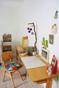 Schreibtisch für Oskar
