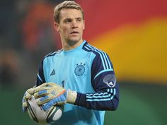 Manuel Neuer - Bayern Munich and German national team
