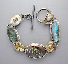 Koroit Opal Bracelet by Temi on Etsy