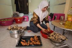 Fleeing Syria: An Unwelcoming World - Los Angeles Times  'Lady of Damascus, featuring home-cooked Syrian dishes.'