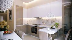 Дизайн кухни г. Москва