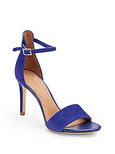 Joie - Jaclyn Leather Ankle Strap Sandals