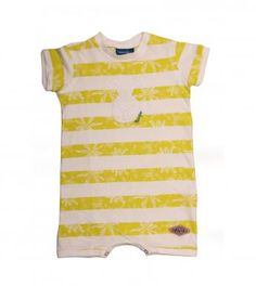 """A short-sleeved babygrow for baby boys, in our """"Palm"""" print with pineapple applique and a Naartjie badge. Boy Outfits, Fashion Outfits, Palm Print, Boy Clothing, Baby Boys, Badge, Pineapple, Applique, Kids Shop"""