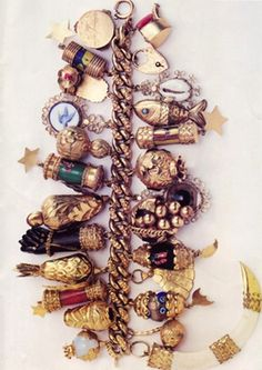 I'm an avid vintage jewelry lover. I can't tell you the last time I bought a piece that wasn't vin...