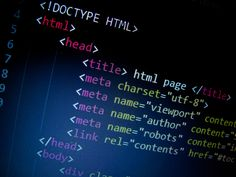 Often neglected part of Search Engine Optimisation by any web owner is the on page SEO precautions. Compared to off page SEO such as building relevant and quality links back to the site, on page SEO is relatively less important. What Are Schemas, Html Code, Text Editor, On Page Seo, Seo Tools, Best Seo, Skills To Learn, Search Engine Optimization, Photography Tutorials