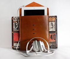 #derilileaherart #ipadcase #leather #handmade #manstyle #womanstyle