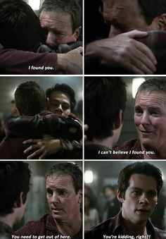 Teen Wolf 6x10 - we will find each other again