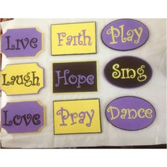 Small wall decorations for girls room