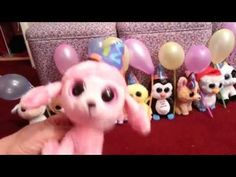Welcome BBs  176    177 - Jinxy   Scarem - YouTube. Shandra Hop · Beanie Boo  Birthday Party d5b668b9bf5a