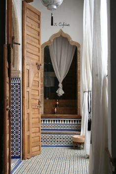 Moroccan Zelij