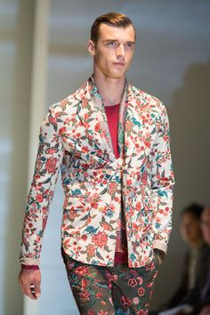 Gucci Men's Spring/Summer 2014