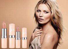Rimmel London x Kate Moss Nude Collection 2015