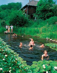 sport life: Breathtaking Natural Swimming Pools
