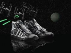 The 2010 Star Wars Edition Adidas Shoes