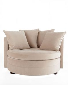 """""""Griffith"""" Cuddle Chair - Horchow"""