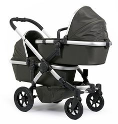 iCandy Peach All Terrain Twin Pushchair Forest - iCandy - Pram Centre All Terrain Pushchair, Mean Parents, Icandy Peach, All Terrain Tyres, Cost Of Goods, Back Seat, Prams, Kids Bedroom, Baby Strollers
