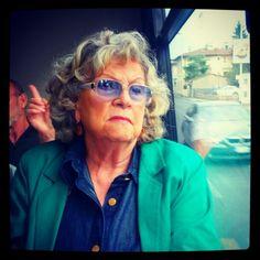 #buschronicles : the #woman un #green - @logu- #webstagram