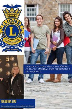 Joaquina Edo asesora clubs Leo en Lions Club Valencia año 2020/2021 Joaquina es maestra de Taekwondo y vive en Teruel.  Más información sobre ella en nuestra web Valencia, Lions Club, Leo, Taekwondo, Couples, Couple Photos, Lineman, Couple Shots