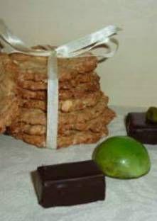 Biscuits aux muesli (pour 15 biscuits environ)