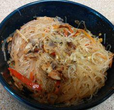 Gluten Free Asian Meatless Meal