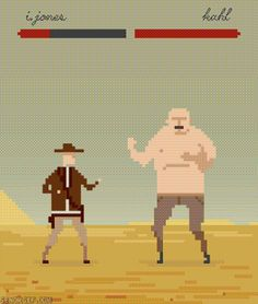 A scene that should have been included in the Raiders of the Lost Ark Atari 2600 game.