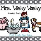This is a great little pack for folks who love Mrs Wishy Washy.  It goes best with the original Mrs Wishy Washy book.  The pages are supplemental m...
