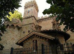 """Teramo (""""castello"""" Della Monica, fine XIX secolo)"""