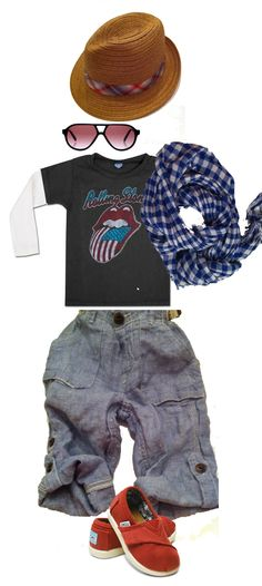 4th of July Stylin for my little dude...