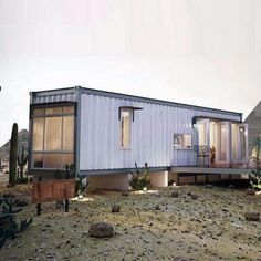 Casa 30 m² - Container Pronta pra Morar