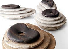Природная коллекция мебели Энцо Берти