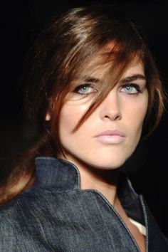 Hilary Rhoda, classic & beautiful